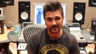 Juanes anuncia su nuevo tema 'La Luz' con un divertido video