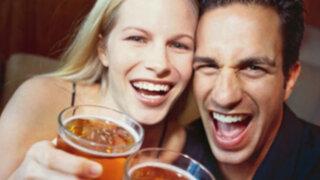 Estudio revela que bebedores viven más que los abstemios
