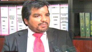 Apra criticó militancia de Julio Arbizu en el partido nacionalista