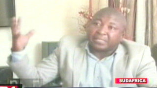 """Falso intérprete en funeral de Mandela """"Tuve un ataque de esquizofrenia"""""""