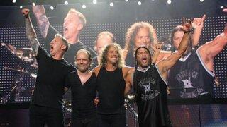 Metallica volverá a tocar en Perú en marzo del 2014