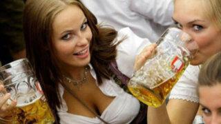 Consumo de alcohol está asociado a menor tasa de mortalidad, según estudio