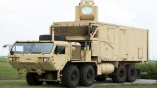 Estados Unidos crea láser que detecta y destruye misíles en el aire