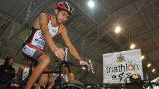 Atletas del Callao a un paso de llegar a la selección nacional de triatlón