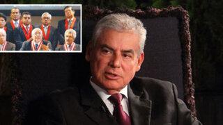 Primer Ministro César Villanueva exhorta a jueces a retomar sus labores
