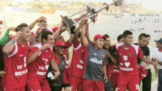 San Simón de Moquegua es nuevo inquilino fútbol profesional peruano