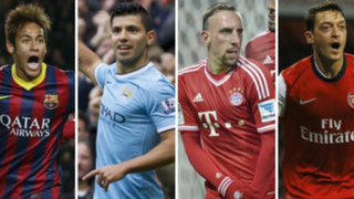 Champions League: así quedaron las llaves de los octavos de final