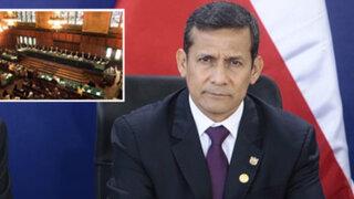 """Analistas afirman que fallo de La Haya sería un """"balón de oxígeno"""" para Humala"""