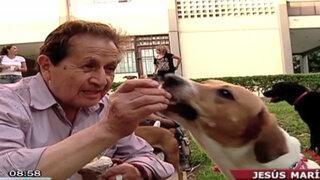 """Jesús María: Vecinos compartieron junto a sus mascotas en """"Chocolatada Canina"""""""
