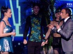 VIDEO: Katy Perry sufrió bochornoso momento por usar playback