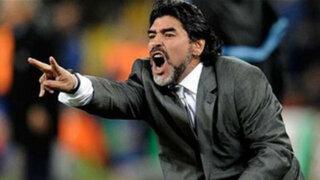 Diego Armando Maradona: 'Cristiano Ronaldo debería ganar el Balón de Oro'