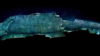FOTOS: así luce Titanic en el fondo del mar a 102 años de su hundimiento