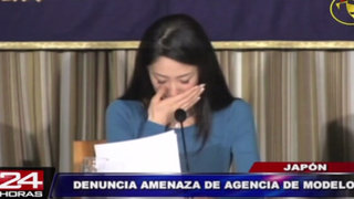 Miss internacional Japón denuncia extorsión de las agencias de modelos