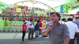 Mercado Santa Anita regalará canasta navideña valorizada en S/.25,000