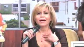 Aló Gisela: 'La Reina del Mediodia' visitó set de Enemigos Públicos