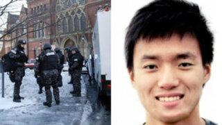 Estudiante de Harvard lanzó amenaza de bomba para evitar examen final