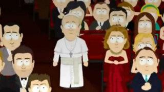 El Papa Francisco fue el nuevo 'invitado' en un episodio de South Park
