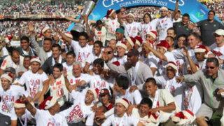 Reviva el infartante triunfo de Universitario de Deportes como Campeón 2013