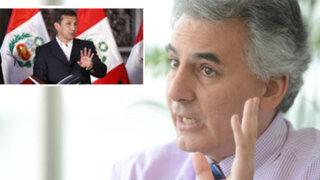 Vargas Llosa: Hubo una respuesta obscena del gobierno sobre caso López Meneses
