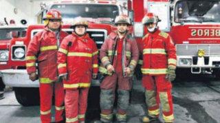 Denuncian que sólo se ejecutó el 79% del presupuesto destinado a los bomberos