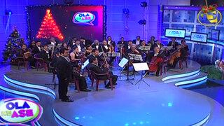 La Orquesta Sinfónica PNP nos deleita con espectacular concierto