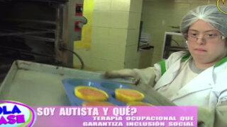 Conozca el mundo de las personas autistas con gran espíritu emprendedor