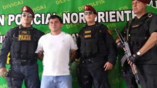 Policía capturó en Chiclayo a sicario de banda criminal 'La Gran Familia'