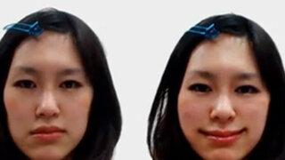 Japón: crean espejo que permite simular la sonrisa y combatir el mal humor