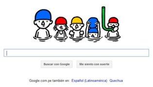 Google inicia el verano 2014 con un divertido doodle