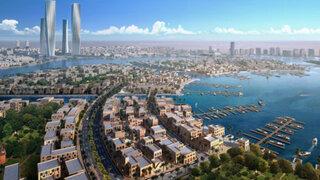 FOTOS: ¿Sabías que la ciudad que albergará la final de Qatar 2022 aún no existe?