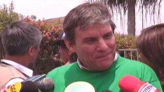 Daniel Figallo descartó que el Gobierno sostenga reuniones secretas