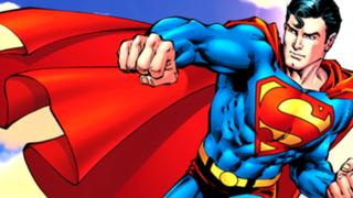 Utilizan las leyes de la Física para calcular descomunal fuerza de Superman