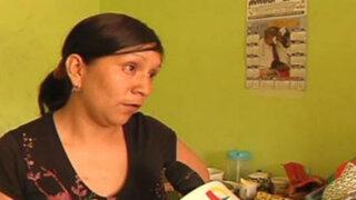 Mujer pide ayuda para ubicar a su hija que fue raptada por su propio padre