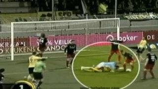 VIDEO: estos son los peores bloopers del fútbol mundial ocurridos en el 2013