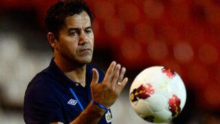 Sporting Cristal presentó a oficialmente a Daniel Ahmed como nuevo técnico