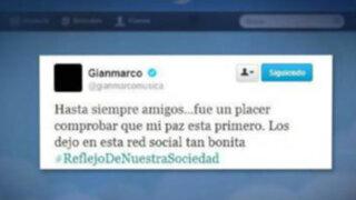 Gian Marco y el incidente que 'explotó' en las redes sociales