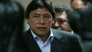Piden debatir en el Pleno denuncias contra Alexis Humala