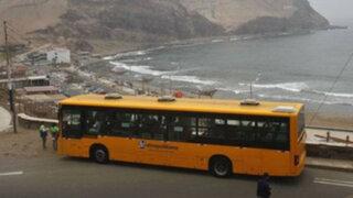 Noticias de las 7: El Metropolitano recorrerá el Circuito de Playas desde mañana