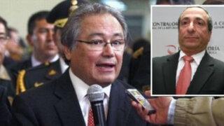 Ministro Albán: Resguardo policial de contralor fue por amenazas