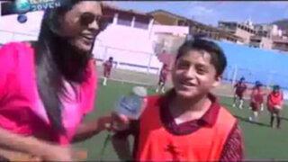 Deporte Joven: revive las notas más divertidas de Sasha y Rocío Miranda