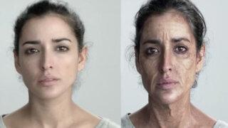 VIDEO: Mira los efectos de la pobreza en tu rostro con este simulador