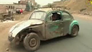 Viejitos pero furiosos: automóviles que increíblemente aún recorren la capital
