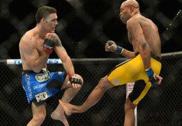 VIDEO: la impactante fractura del luchador de la UFC Anderson Silva