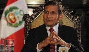 Noticias de las 6: Ollanta Humala plantea debate sobre concentración de medios