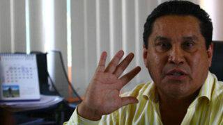 JNE resolverá suerte de candidatura de Carlos Burgos