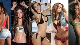 """Presentan """"disputada"""" lista de las 16 peruanas más bellas del 2013"""