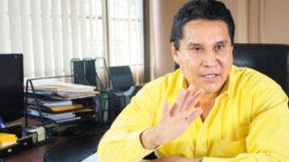 Poder Judicial abre proceso penal contra el alcalde de SJL Carlos Burgos