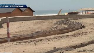 Revelan que municipio de Lima paga millones por obras inconclusas de Costa Verde Sur