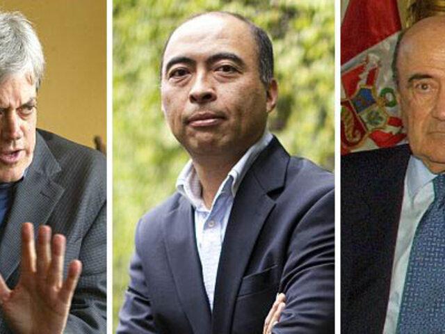 Economistas Kisic, Yamada y González son los nuevos directores del BCR