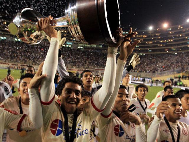 Universitario de Deportes ahora apunta a ganar la Copa Libertadores